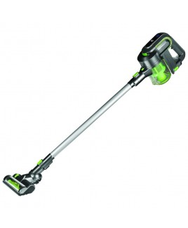 Kalorik 2-in-1 Cordless Cyclonic Vacuum Cleaner, Green/Silver