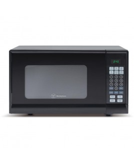 Westinghouse 0.9 cu. ft. 900W Countertop Microwave, Black