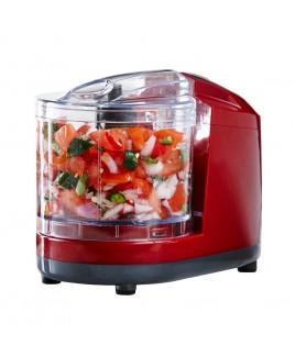 Brentwood Kitchen Essential 1.5 Mini Chopper - Red