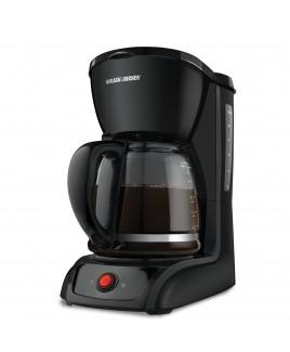 Black & Decker 12-Cup Switch Coffee Maker Black