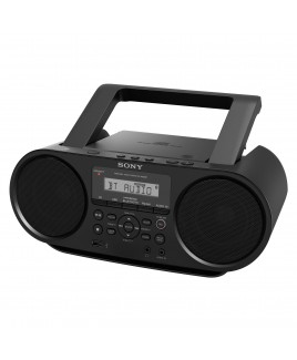 Sony CD/mp3 AM/FM Boombox with Bluetooth and NFC