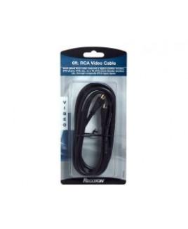Recoton TSVG307 6ft. Composite RCA Video Cable