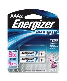 Energizer EL92BP2 AAA-2 Lithium Battery