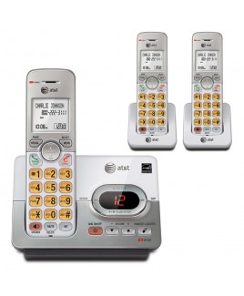 AT&T 3-Handset Answering System with Caller ID/Call Waiting