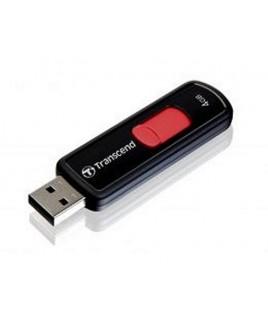 Transcend JetFlash 500 4GB USB Flash Drive