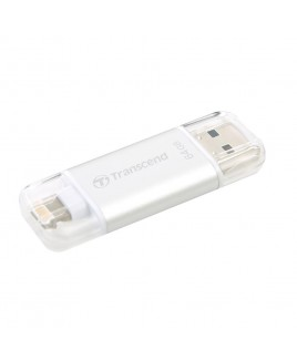 Transcend 64GB JetDrive Go 300 Lightning/USB 3.1 Flash Drive