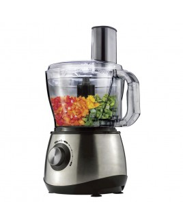 Brentwood Select 8-Cup Stainless Steel Food Processor