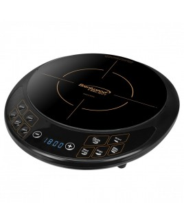 Brentwood Select Single Electric Induction Cooktop, Black