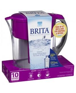 Brita Grand 10-Cup Pitcher, Violet