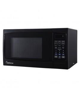 IMPECCA 0.9 Cu. Ft. 900W Countertop Microwave Oven, Black