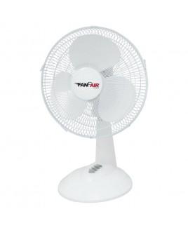 FanFair 12 Inch 3-Speed Desktop Fan