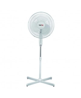 FanFair 16 Inch 3-Speed Oscillating Stand Fan