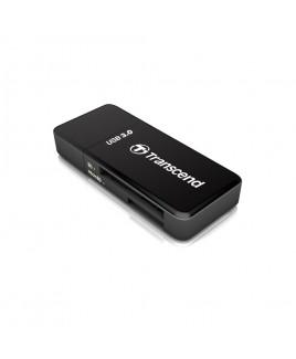 Transcend RDF5 USB 3.0 Multi Card Reader, Black