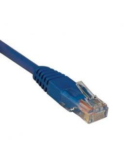 Tripplite 100-ft. Cat5e 350MHz Molded Cable (RJ45 M/M) - Blue