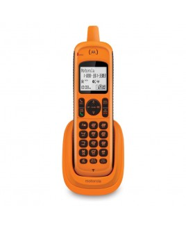 Motorola Connect to Cell Rugged Waterproof Caller ID Accessory Handset