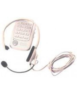 AT&T Lightweight Headset with Boom Microphone