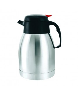Brentwood 1.2 Liter Stainless Steel Vaccum Coffee Pot