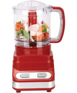 Brentwood FP-548 3 Cup (24 oz) Food Processor - Red