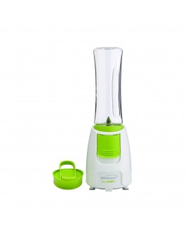 Brentwood Blend-To-Go- White Body w/ Green Button