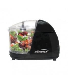 Brentwood MC-106 Mini Food Chopper - Black