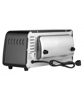 Courant Compact Toaster Oven Black