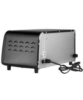 Courant 4-Slice Countertop Toaster Oven - Black