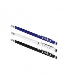 Craig Capacitive Touch Stylus Pen + Ballpoint Pen