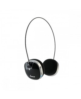 IMPECCA HSB100 Bluetooth Stereo Headset with Built in Microphone - Black