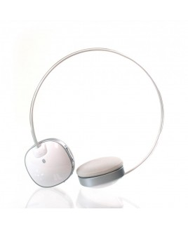IMPECCA HSB100 Bluetooth Stereo Headset with Built in Microphone - White
