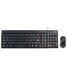 IMPECCA Desktop USB Keyboard and Mouse Combo