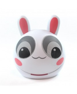 IMPECCA Compact Portable Rabit Character Speaker