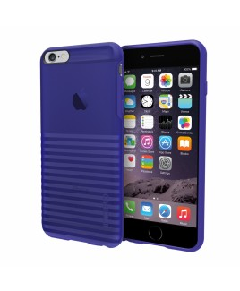 "incipio Rivalâ""¢ Co-Molded Transparent Textured Case for iPhone 6 Plus - Cobalt Blue"