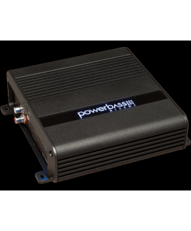 powerbass 2-Channel Amplifier 160W x 2 @ 2 Ohm