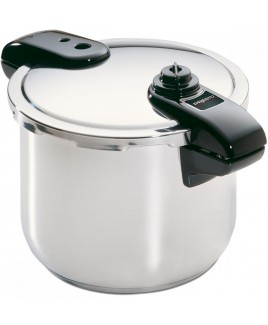 Presto Professional 8 Qt. Stainless Steel Pressure Cooker