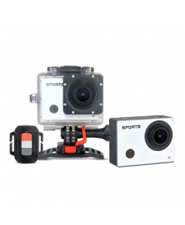 Proscan 1080p Full HD Wi-Fi Action Sports Camera
