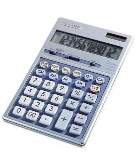 Sharp 12-Digit Semi-Desktop Calculator