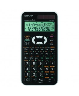 Sharp 12-Digit Scientific Calculator with 469 functions and Large 12-digit, 2-line LCD