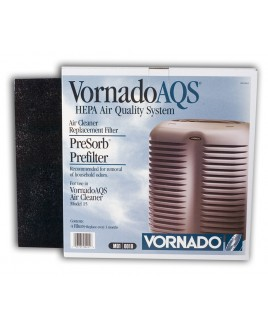 Vornado AQS15 Replacement Carbon Filters - 4 Pack