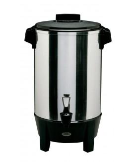 WestBand 58030 30-Cup Polished Aluminum Urn