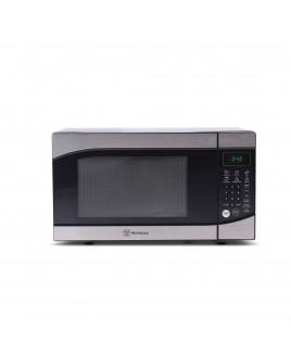 Westinghouse 900 Watt .9 Cu Ft  Microwave Oven-Stain Steel front