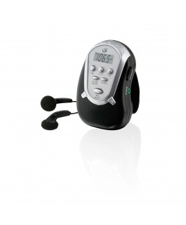 GPX Portable Armband Digital AM/FM Radio