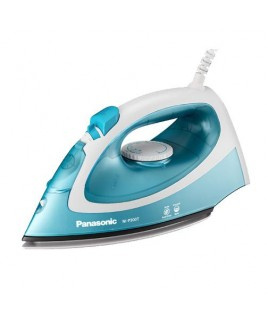 Panasonic Steam and Dry Iron with U-Shape Steam Non-Stick Titanium Curved Circulating Soleplate