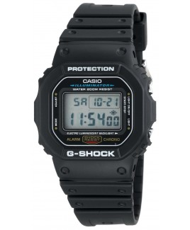 Casio DW5600E G-Shock Shock Resistant 200M Water Resistent Backlight with Afterglow
