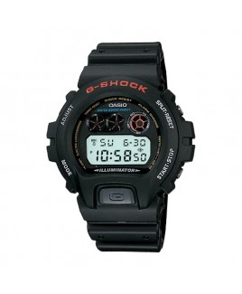 Casio DW6900-1V G-Shock Classic Watch 200M Water Resistant EL Backlight with Afterglow