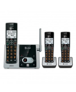 AT&T 3 Handset Answering System with Caller ID/Call Waiting