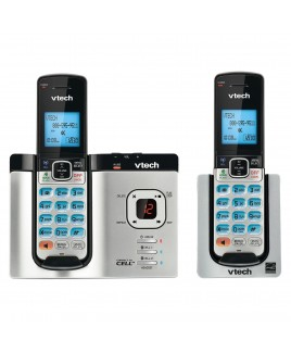 Vtech 2 Handset Connect to Cell Answering System with Caller ID/Call Waiting