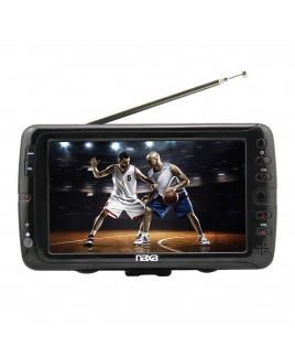 Naxa 7 inch Portable TV & Digital Multimedia Player with Car Kit