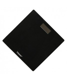 ATHome Super Thin Digital Scale, Black
