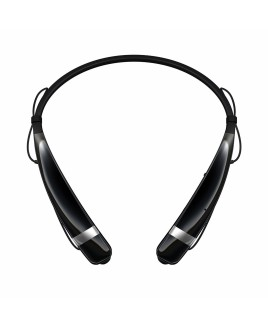 LG Electronics TONE PRO Bluetooth Wireless Stereo Headset - Black