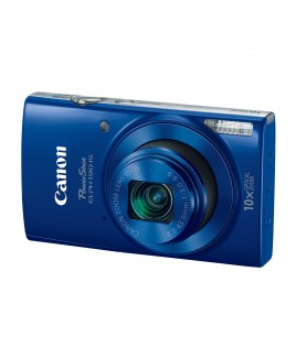 Canon PowerShot ELPH 190 IS 20.0 Megapixel Digital Camera with WiFi, 10x Optical Zoom, 720p HD Video, and 2.7in LCD, Blue